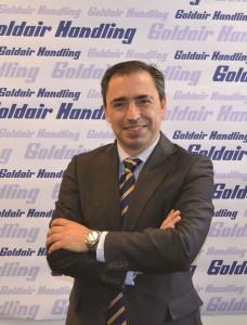 Δημήτρης Παπαμιχαήλ, chief executive officer της Goldair Handling Ελλάδας και Βουλγαρίας