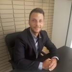 Ο Country Manager της TCCM /Coolpad, MEIZU, CAT σε Ελλάδα, Κύπρο, Αλβανία και Μάλτα, Θωμάς Αυλωνίτης.