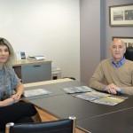 Ο διευθύνων σύμβουλος της Celestyal Cruises, Κυριάκος Αναστασιάδης μιλά στη δημοσιογράφο Ηλέκτρα Αλευρίτη.
