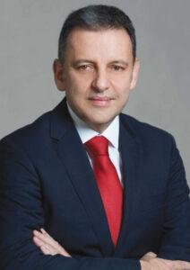 Χάρης Μπρουμίδης, Πρόεδρος και διευθύνων σύμβουλος της Vodafone Ελλάδας