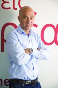 Αχιλλέας Κανάρης, διευθυντής καταναλωτικών προϊόντων της Vodafone
