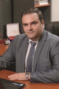 Γιάννης Μαντάς, εμπορικός διευθυντής κλιματισμού, ενέργειας και B2B business solutions της LG Electronics