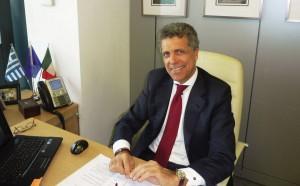 Παναγιώτης Νίκου, γενικός διευθυντής της Volterra