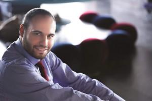 Στράτος Ζέρβας, CEO & ιδρυτής της Business Cloud