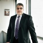 O Γενικός Διευθυντής Σταθερής Τηλεφωνίας και Επιχειρησιακής Ανάπτυξης της Wind, Αντώνης Τζωρτζακάκης.