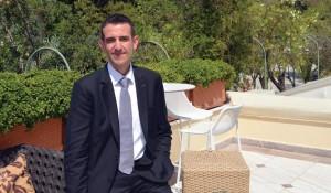 Ο Γενικός Διευθυντής Πωλήσεων του ομίλου Lufthansa για την Ελλάδα και την Κύπρο, Κωνσταντίνος Τζεβελέκος.