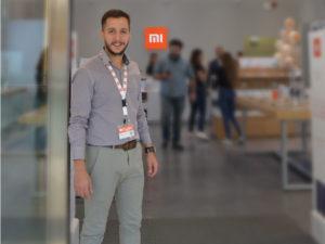 Μάνος Σoυλιώτης, Mi Store manager