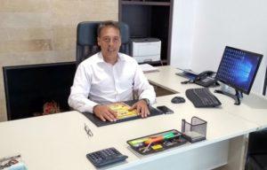 Ο γενικός διευθυντής της ΕΤΥΤ, Κωνσταντίνος Χιώτης.