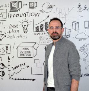 Ο Pay TV Manager της Vodafone, Ανδρέας Γεωργιάδης.