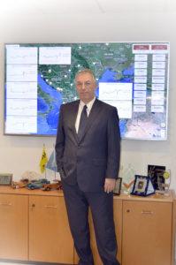 Ο γενικός διευθυντής της AutoHellas-Hertz, Δημήτρης Μαγγιώρος.