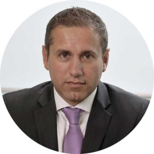 Μάνθος Πάγκαλος, Εμπορικός διευθυντής της LG Electronics Hellas